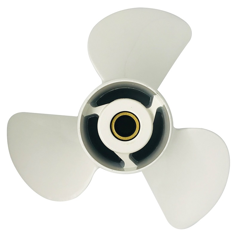 13 3/4 x 21-M Aluminium Propeller For Yamaha Outboard Engine 6G5-45943-01-98