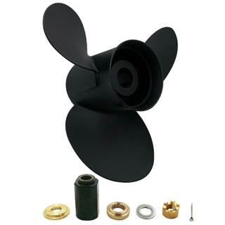 15.25 x 17 Aluminum Propeller For Honda Outboard Engine 58130-ZY3-017AP