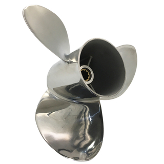 10.25 x 13-G Stainless Steel Propeller For Yamaha Outboard Engine 25-60HP