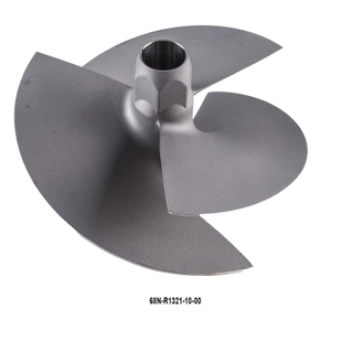 OEM No. 68N-R1321-10-00 Diameter 155mm Stainless Steel Impeller for Yamaha Jet Ski FX1000 GP1200