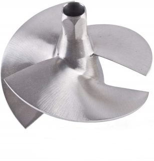 OEM No. 66F-R1321-00-00 Diameter 155mm Stainless Steel Impeller for Yamaha Jet Ski GP1200