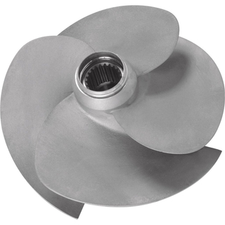 OEM No. 267000945 Diameter 159mm Jet Ski Impeller for Seadoo GTX Ltd is/S/260, RXT 260/aS/260/iS 260