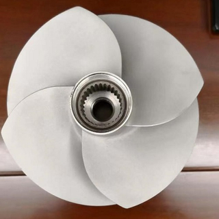 OEM No. 267000970 Diameter 159mm Jet Ski Impeller for Seadoo RXP-X 255